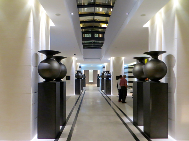 InterContinental Marseille Hotel Dieu Review - Lobby