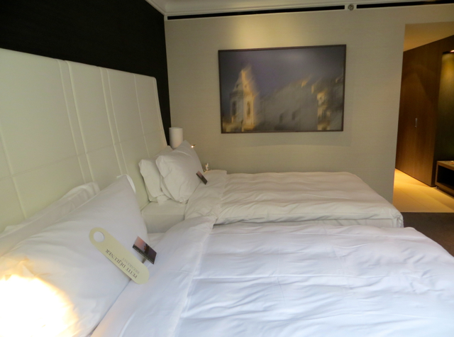 InterContinental Marseille Hotel Dieu Review - Deluxe Room