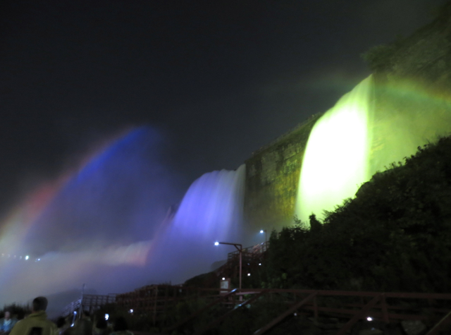 Cave of the Winds Niagara Falls Review