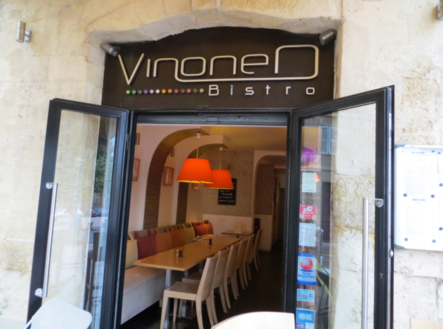 Vinoneo Bistro Marseille Restaurant Review