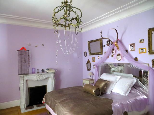 Maison Stella Cadente Review-Donkeyskin Suite-Master Bedroom