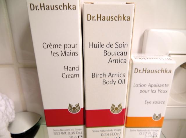 Maison Stella Cadente Review-Provins, France-Dr. Hauschka Skincare