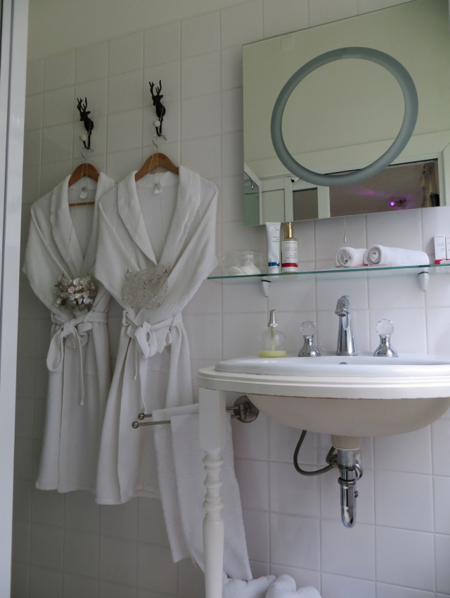 Maison Stella Cadente Review-Provins, France-Bathroom