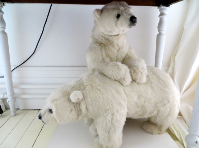 Maison Stella Cadente Review-Provins, France-Polar Bears