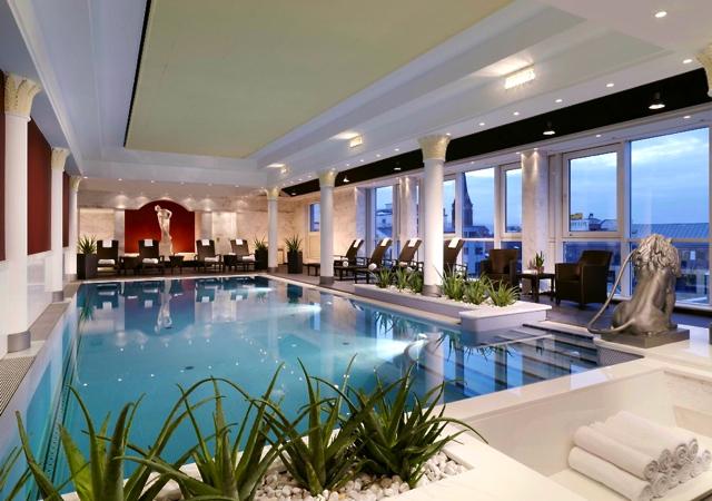 Westin Grand Frankfurt Hotel Review - Pool