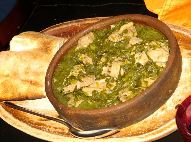 Oda House NYC Restaurant Review - Chakapuli