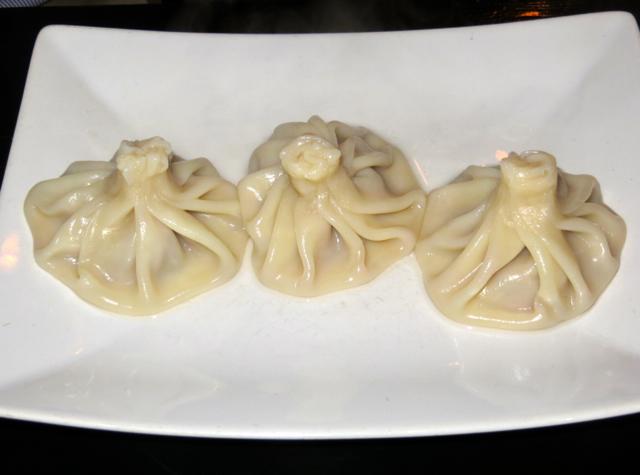 Oda House NYC Restaurant Review - Khinkali Dumplings