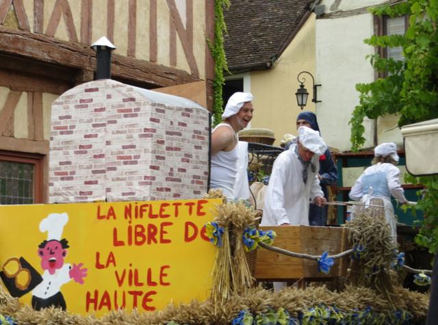 Provins France Fete de la Moisson