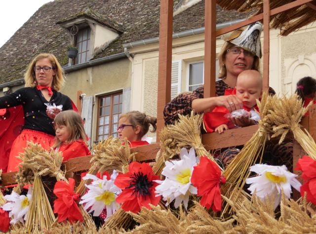 Provins, France Fete de la Moisson (Harvest Festival)