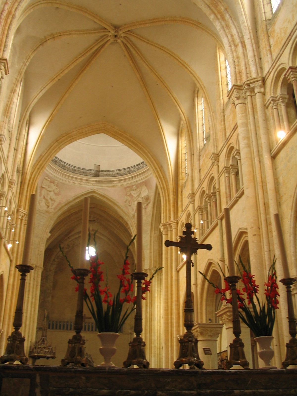 Provins France - Saint Quiriace Collegiate Church