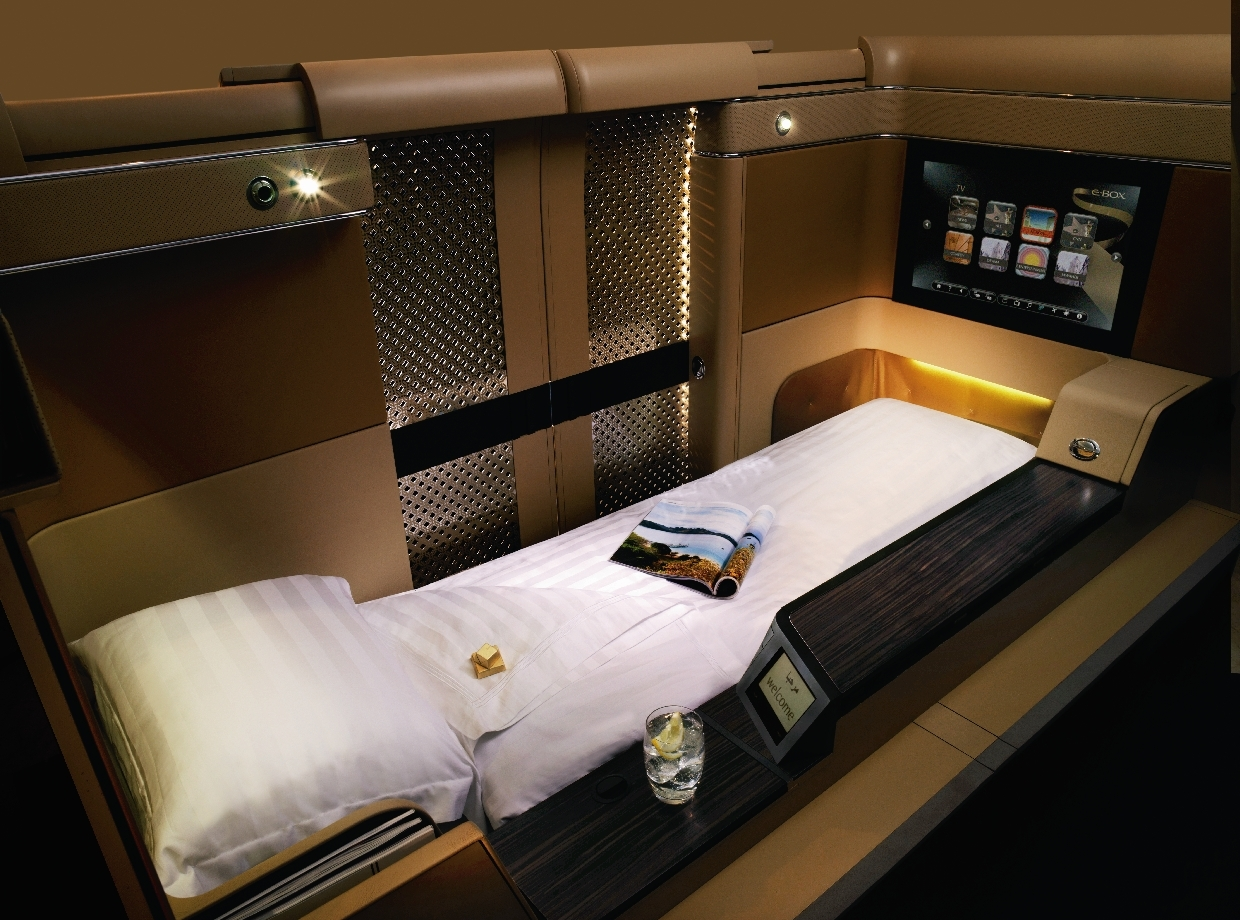 Good First Class Availability On New Cathay Pacific And