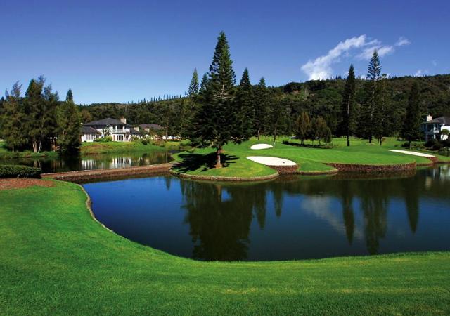 Best Four Seasons Hawaii Offers - 3rd Night Free at Four Seasons Lanai, Lodge at Koele