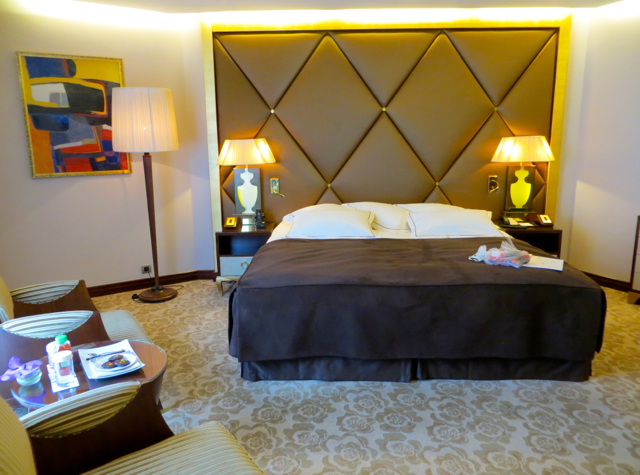Hotel Fouquet's Barriere Paris Review - Deluxe Room King Bed
