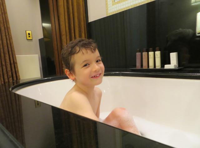 Hotel Fouquet's Barriere Paris Review - Bubble Bath