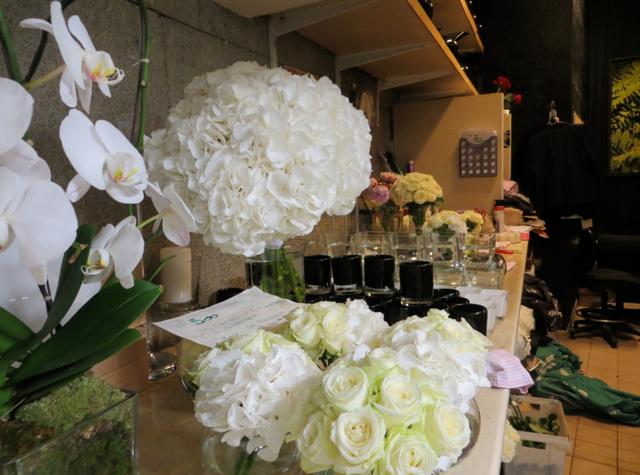 Four Seasons Paris Back of House Tour - Jeff Leatham Flower Studio