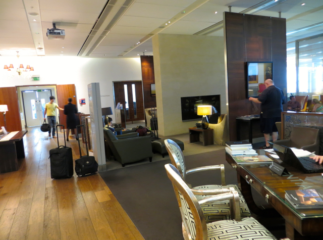 British Airways Concorde Room and Cabana Review, London Heathrow