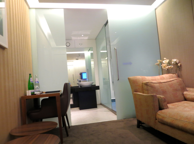 British Airways Concorde Room and Cabana Review - Cabana