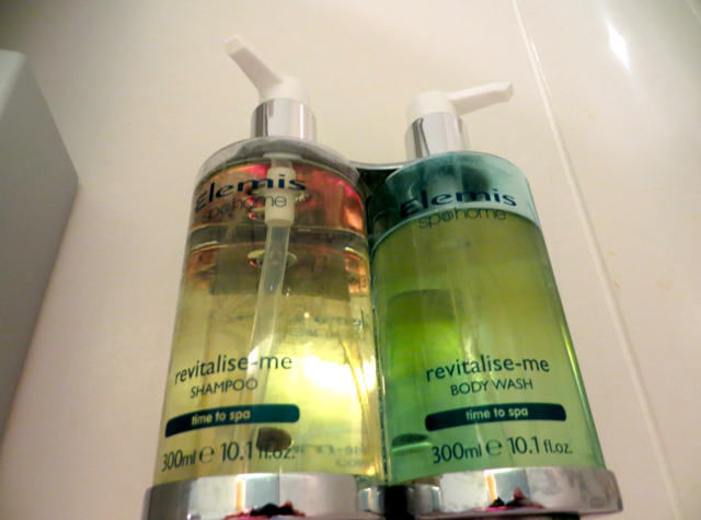 British Airways Concorde Room Cabana Review - Elemis Spa Bath Amenities