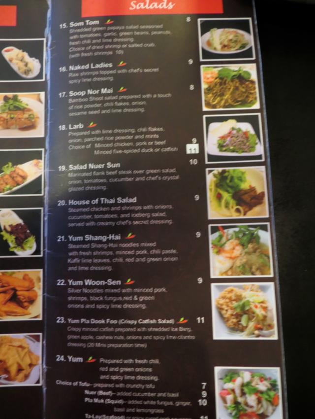 Thai House Express Restaurant San Francisco Ca