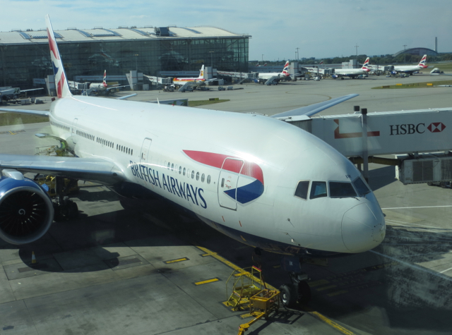 British Airways New First Class Review LHR to JFK and Giveaway