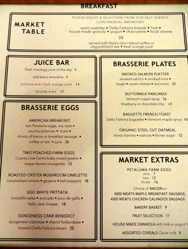 Permalink to Broken Egg Cafe Menu