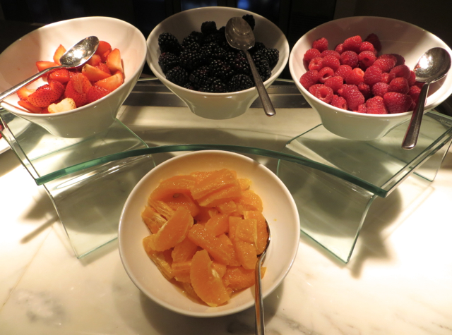 Brasserie S&P Breakfast Buffet - Fresh Berries