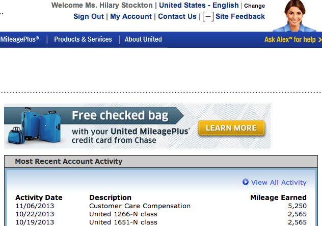 United Economy Plus Refund and Goodwill Miles for Downgrade