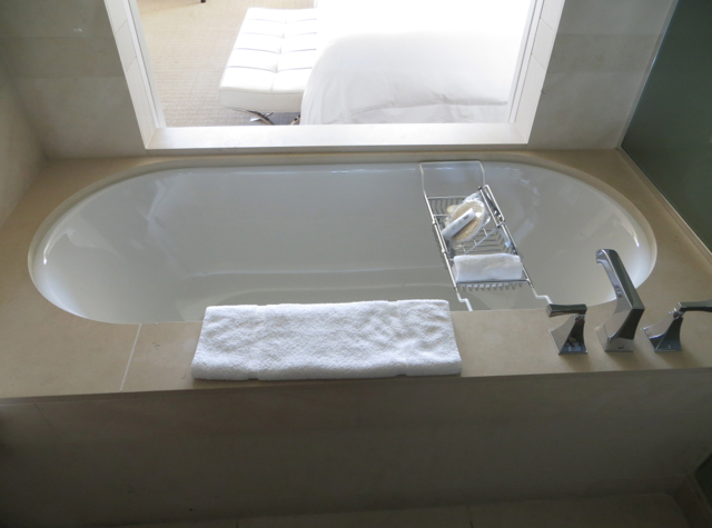 St. Regis San Francisco Hotel Review - Grand Deluxe Bathroom Bathtub