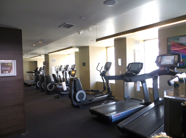 St. Regis San Francisco Hotel Review - Fitness Center