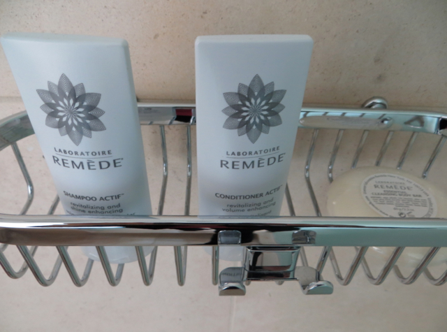 St. Regis San Francisco Hotel Review - Remede Bath Amenities