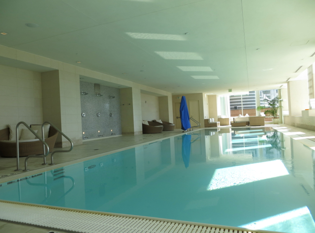 St. Regis San Francisco Hotel Review - Swimming Pool