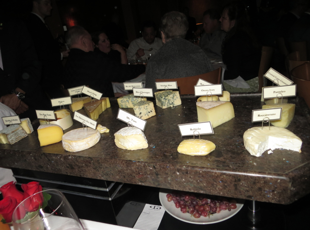 Review: Restaurant Gary Danko, San Francisco: Cheese Board