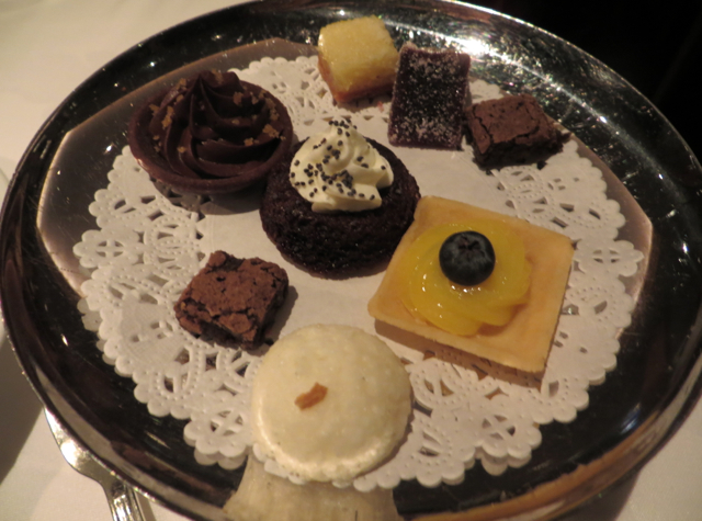 Review: Restaurant Gary Danko, San Francisco - Mignardises
