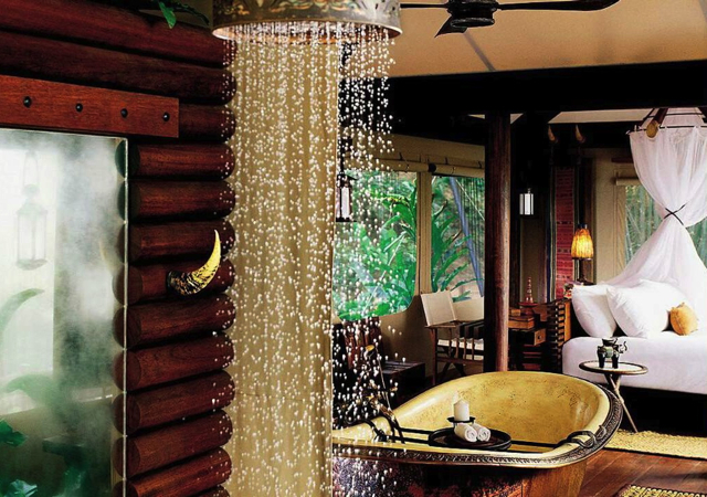 Luxury Travel and Resorts with No Kids-Four Seasons Tented Camp, Thailand