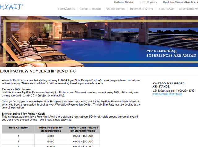 Hyatt Follows SPG and Hilton, Adds Cash & Points Awards-Best Deals and FAQ