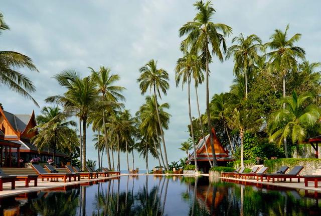 Top 10 Aman Resorts in the World - Amanpuri, Phuket, Thailand