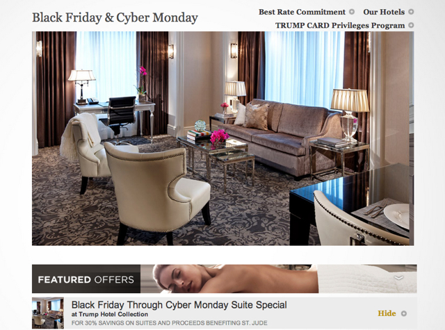 Black Friday Travel Deals, Food Deals and Luxury Travel Alternatives