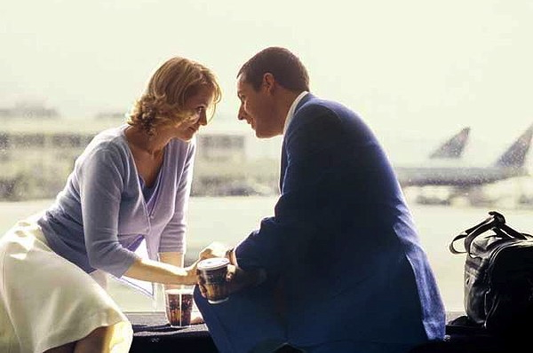 Top 5 Air Travel Movies - Punch Drunk Love