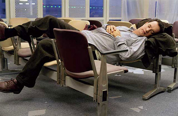 Top 5 Air Travel Movies - The Terminal with Tom Hanks