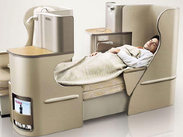 US Airways 100% Bonus on Shared Miles - Asiana Quadra Smartium New Business Class