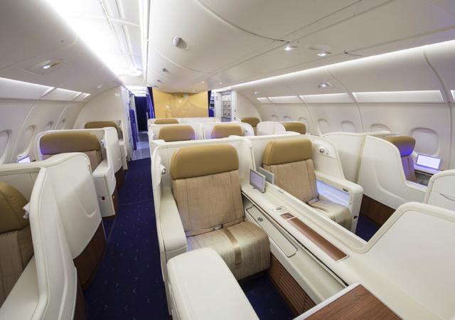 US Airways 100% Bonus on Shared Miles - Thai First Class