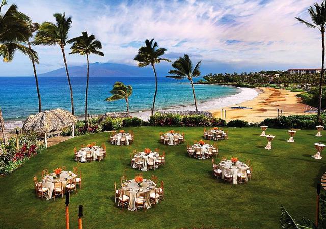 Best Hotels of 2013 - Four Seasons Maui at Wailea