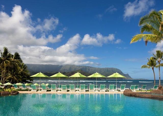 Best Hotels of 2013 - St. Regis Princeville, Kauai