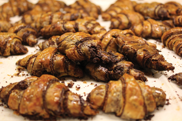 Breads Bakery NYC Review - Chocolate Rugelach