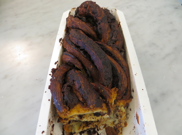 Breads Bakery NYC Review - Best Chocolate Babka