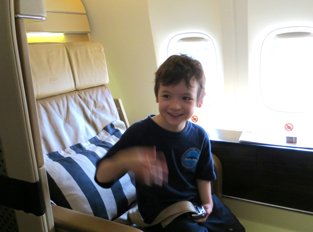 Top 7 Tips-Use Frequent Flyer Miles for First Class or Business Class Family Travel