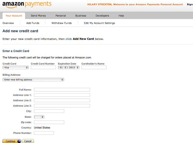 Amazon Payments: Cash Out Gift Cards Bought to Meet Minimum Spend ...
