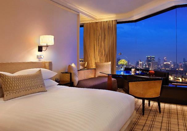 Hyatt Visa Annual Free Night at Category 1-4 Hyatt - Grand Hyatt Erawan Bangkok