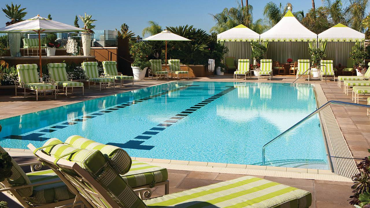 Four Seasons Los Angeles Beverly Hills Suite Holiday Offers