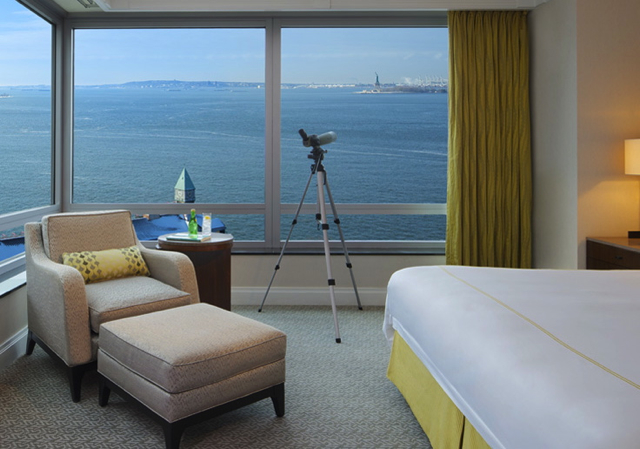 Best Ritz-Carlton Third Night Free and Fourth Night Free Offers - The Ritz-Carlton New York Battery Park